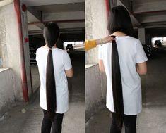 Long Brown Hair, Very Long Hair, Long Hair Cuts, Long Hair Styles, Rapunzel Hair, Barber, Ponytail, Braids, Floor