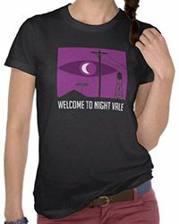 WELCOME TO NIGHT VALE podcast T-Shirts!