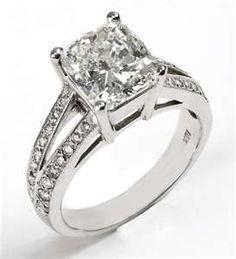 Diamonds are a girl's bestfriend.