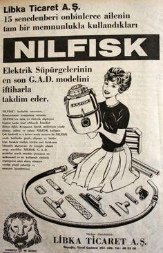 OĞUZ TOPOĞLU : nilfisk elektrik süpürgesi 1964 nostaljik eski rek...