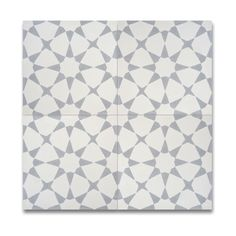 The playful geometric pattern of these Moroccan tiles works well in both contemporary and traditional environments and can be enjoyed both indoors and outdoors for many years.
