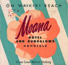 @Brit Carter: flickr group of vintage polynesian design and ephemera! Love this particular one!