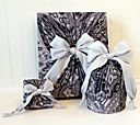 Lilywrap Set of 3 Reusable Gift Wrap Bags with Built-In Bow — QVC.com