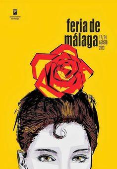 Cartel Feria de MÁLAGA