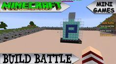 MINECRAFT - Build Battle - MINI-GAMES