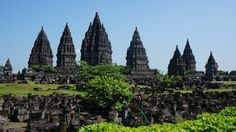 Prambanan Temple, Prambanan, Indonesia — by AdventureJ. The beautiful Prambanan Temple located just outside Yogyakarta, Indonesia is quite the site to explore. The temple...