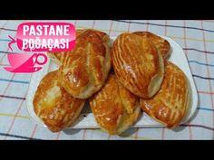 Ustasından Gerçek Pastane Poğaçası Tarifi - YouTube