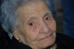 Nonna centenaria a #Longobucco #Sila #Calabria