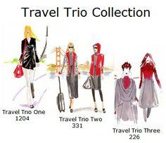 Cristina Jonson pattern  great knit correction! Love the Travel concept