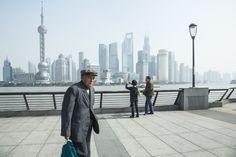 Shanghai #shangai #city #old #modern #people #culture