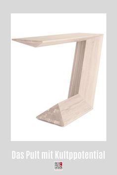 C3 - Das Pult mit Kultpotential. Stehtisch für moderne Einrichtung und vielfältigen Einsatz im Büro, auf der Messe, zuhause oder auf der Bühne. Stehpult aus Glasfaserverstärktem Kunststoff gefertigt. Auch für Draußen geeignet. Info unter +43 699 15990977 #stehtisch, #stehpult, #RiesProDesign Stand Up Desk, Pedestal Desk, Modern Interiors, Interior Designing, Ad Home