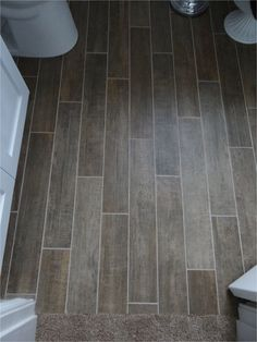 Loving Tile Floor That Looks Like Wood For The Bathrooms Click Now Info