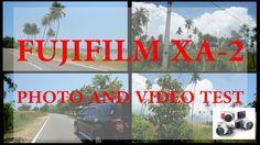 FUJIFILM XA2 REVIEW - FOTO DAN VIDEO TEST - TRAVELING KAMERA - PANTAI TR...