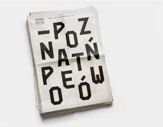 Poets' Poznan – Newspaper