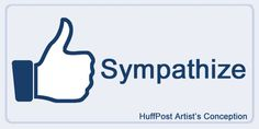 I sympathize with this idea --> Facebookers Like The Idea Of A 'Sympathize' Button (Keep Waiting For 'Dislike')