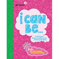 Barbie® Be Anything Activity Booklet for Girl Scout Daisies and Brownies