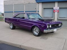 1967 Muscle Cars | 1967 Plymouth GTX | Muscle Cars