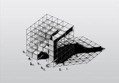 Artur Zakrzewski | Axonometric | Experimental Infrastructure | 120Hours | Installation