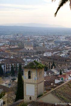 Granada desde el Mauror