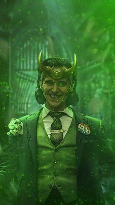 Animated Video GIF(DOWNLOAD) Phone Wallpaper Loki