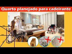 Quarto planejado para cadeirante   AmigosCadeirantes-05 - YouTube