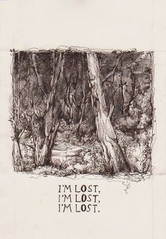 Sometimes when I'm feeling sad or lost, I doodle. Illustrations, Illustration Art, Over The Garden Wall, Feeling Lost, My Doodle, Oeuvre D'art, Stranger Things, Artsy Fartsy, Just In Case