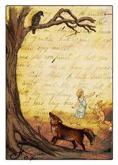 Fox...Melissa Lenormand by Melissa Hill