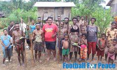 Uni Papua - Football Among Tribes 2016 http://www.asianfootballbusiness.com/2016/02/far-away-from-fifa-sanctions-football.html