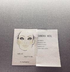 SANDRA WEIL @ MBFWMX 2015