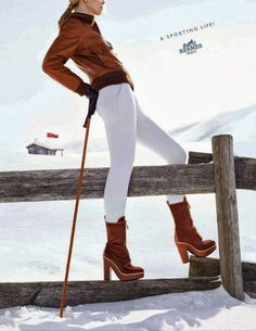 Hermes Fall/Winter 2013 Campaign - My Face Hunter