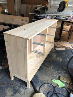 DIY Cane Dresser | IKEA Tarva Dresser Hack - House On Longwood Lane Ikea Hack Kids, Ikea Hacks, Ikea Furniture Hacks, Cane Furniture, Ikea Tarva Dresser, Diy Outdoor Table, Woven Chair, Home Goods Decor, Diy Home Improvement