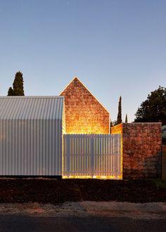 Andrew Maynard Architects — Tower House