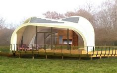 small homes solar europe | The Rhode Island School of Design solar home entry, the Techstyle Haus ...