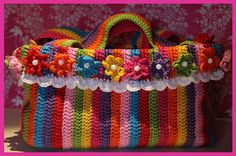 very bright and cheery - no pattern but cute!