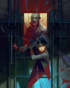 Amazing Gaming Concept Arts By Sergey Kolesov | Inspiration | Graphic Design Junction