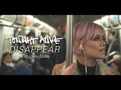 Tonight Alive - Disappear (Feat. Lynn Gunn) (Official Music Video) - YouTube Music