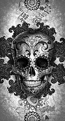 Add LIFE to your Living Space with the art style of Digoil Renowned | SUGAR SKULLS