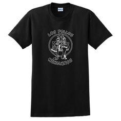 Los Pollos Hermanos Chickn Brothers Chicken Bros Short Sleeve T-Shirt Breaking Bad AMC TV Show Short Sleeve Tee XL Black