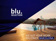 #bluselection - marketing campaign
