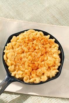 Mac & Cheese - I'm always willing to try another mac & cheese recipe!