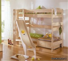 Самые необычные детские кроватки (+ ещё)