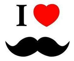 I love mostacho