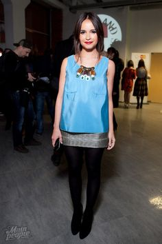 Miroslava Mikheeva-Duma (April 2010 - Dec 2011) - Page 25 - the Fashion Spot