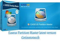 easeus partition master alternative free