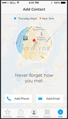 Humin Contacts App Launches On Android