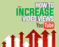 Not only discuss how to get YouTube video views but also to maximize YouTube views organically to make money vlogging. YouTube channel is the best way to generate a lot of traffic, but how to increase video views? How to get maximum subscribers on YouTube
