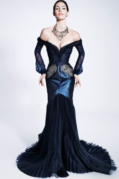 In awe of Zac Posen's Pre-Fall '12 collection!