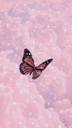 Pink Wallpaper Backgrounds, Butterfly Wallpaper Iphone, Iphone Wallpaper Tumblr Aesthetic, Trippy Wallpaper, Cute Patterns Wallpaper, Iphone Background Wallpaper, Aesthetic Pastel Wallpaper, Cute Wallpaper Backgrounds, Cartoon Wallpaper