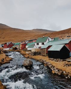 Travel Inspiration: Faroer Islands Journey, Cabin, Travel, Mountains, House Styles, Nature, Instagram, Decor, To Tell