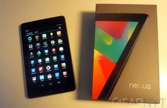 Anmeldelse: Google Nexus 7